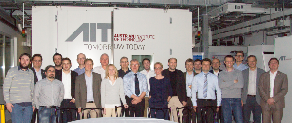 The SPARKS consortium at the AIT SmartEST lab