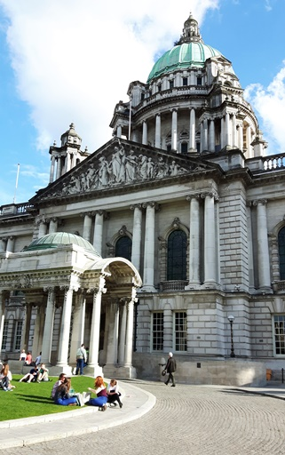 Belfast City Hall -- The Location of the Symposium Dinner